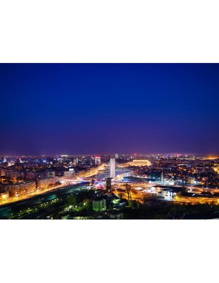 Podul Basarb - Canvas