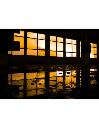 Reflexii Intunecate - Canvas