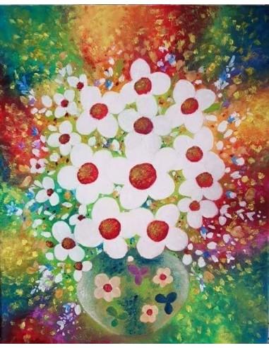 Curcubeu floral