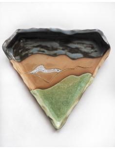Platou ceramica-