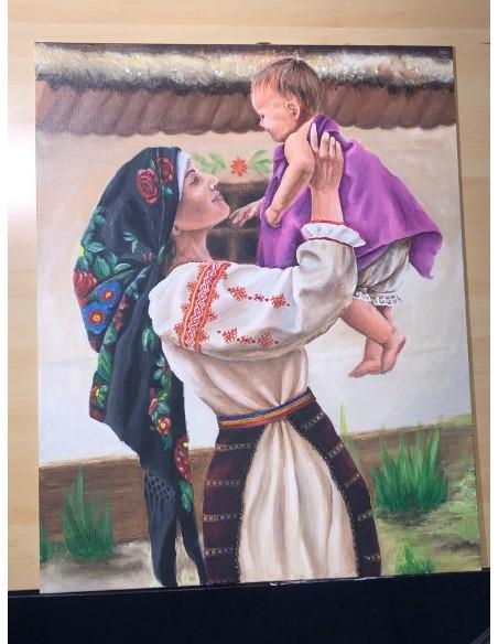 Mândria mamei