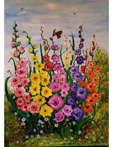 Florile din iarba