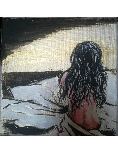 Pictura in acril