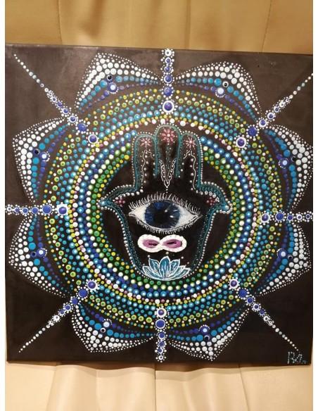 Rodica Anghel~Light Mandalas~ Protectie Divina ~
