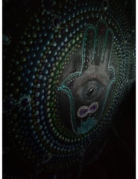 Rodica Anghel~Light Mandalas~ Protectie Divina ~ (profil -lumineaza pe intuneric )