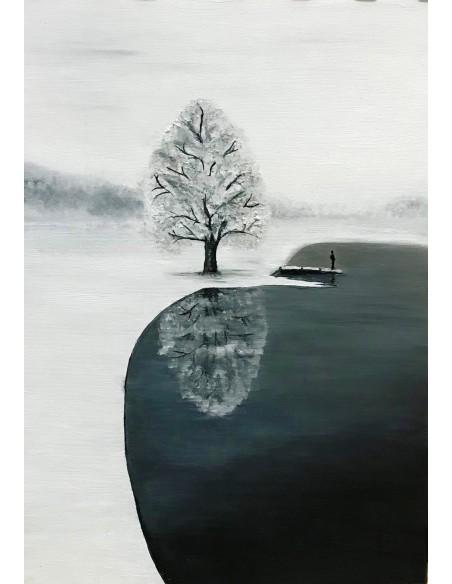 Copacul iernii