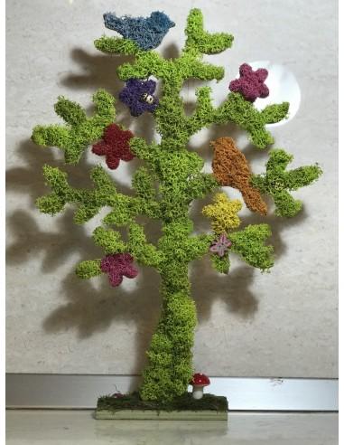 Copac licheni stabilizati
