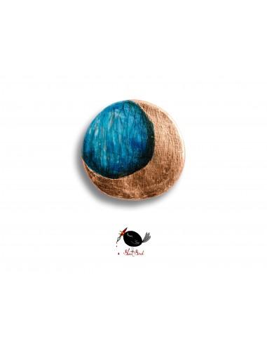 Broșă - Luna