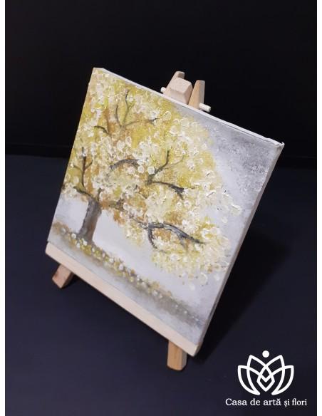 Copacul galben
