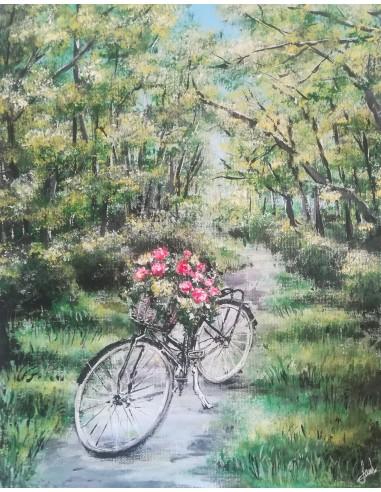 Sunday biking