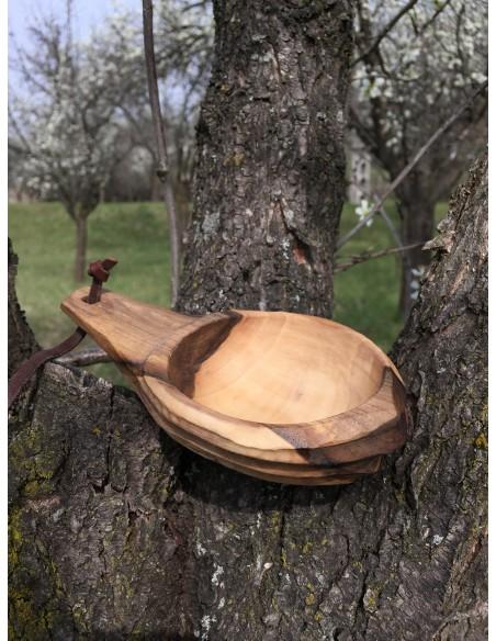 Cana din lemn