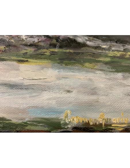 Peisaj -Amurg