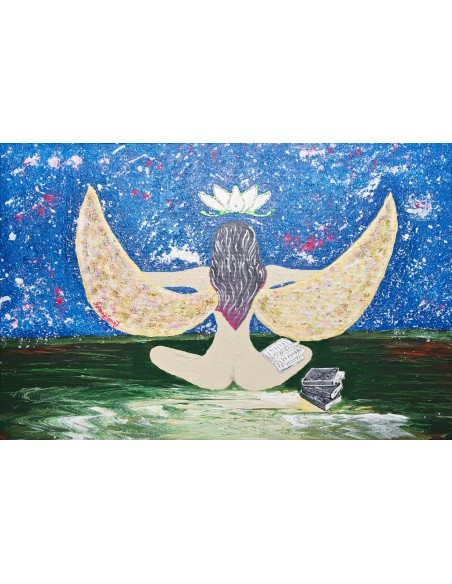 "Pictura tablou ""Teoria Zen"""
