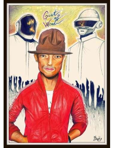 Pharrell Williams & Daft Punk