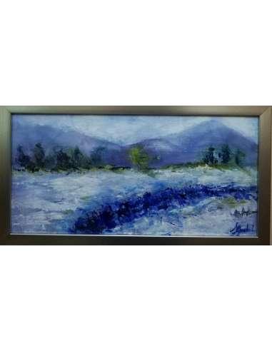 Abstract de iarna