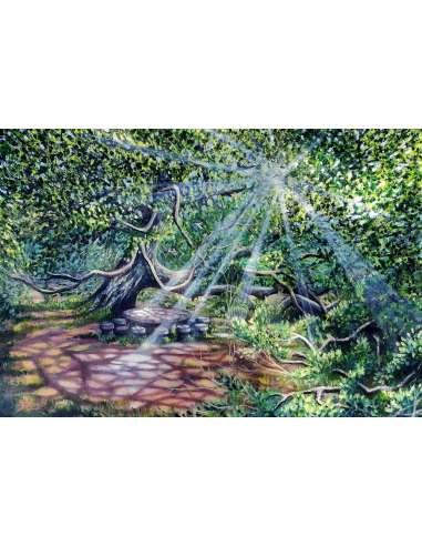 Stejarul Îngenunchiat