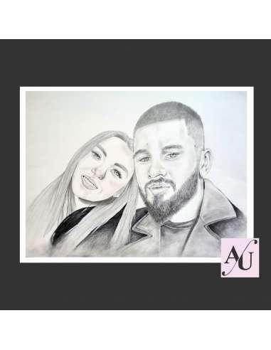 Portret 2 persoane