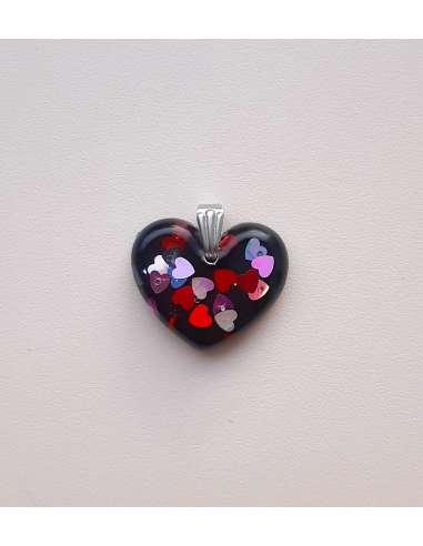 Pandantiv Hearts Love