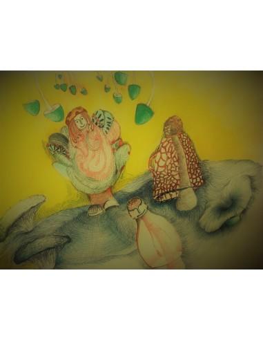 Amagitoarea de ciuperci