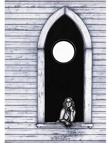 Gothic Impression - Lancet-Arch
