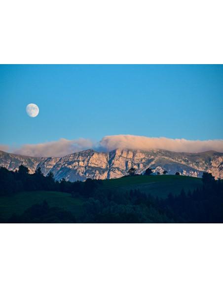 Moonrise - Canvas