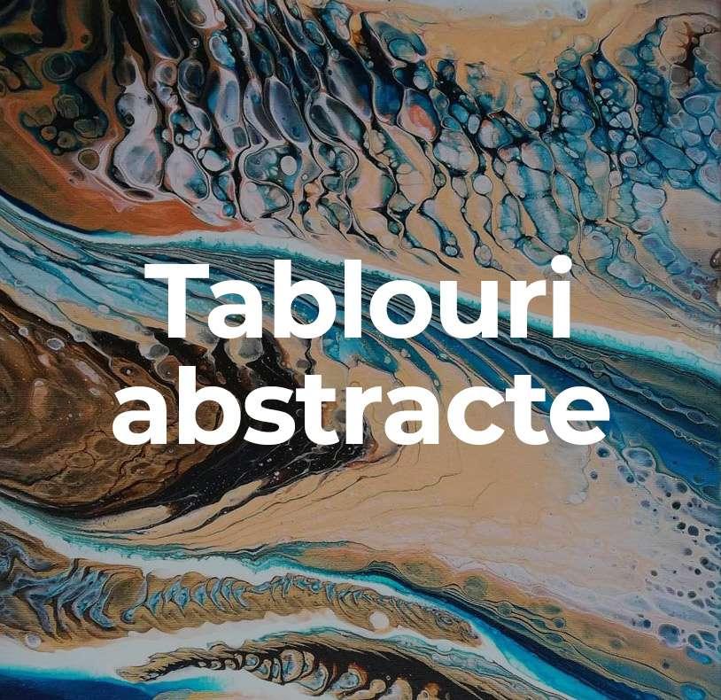 Tablouri abstracte