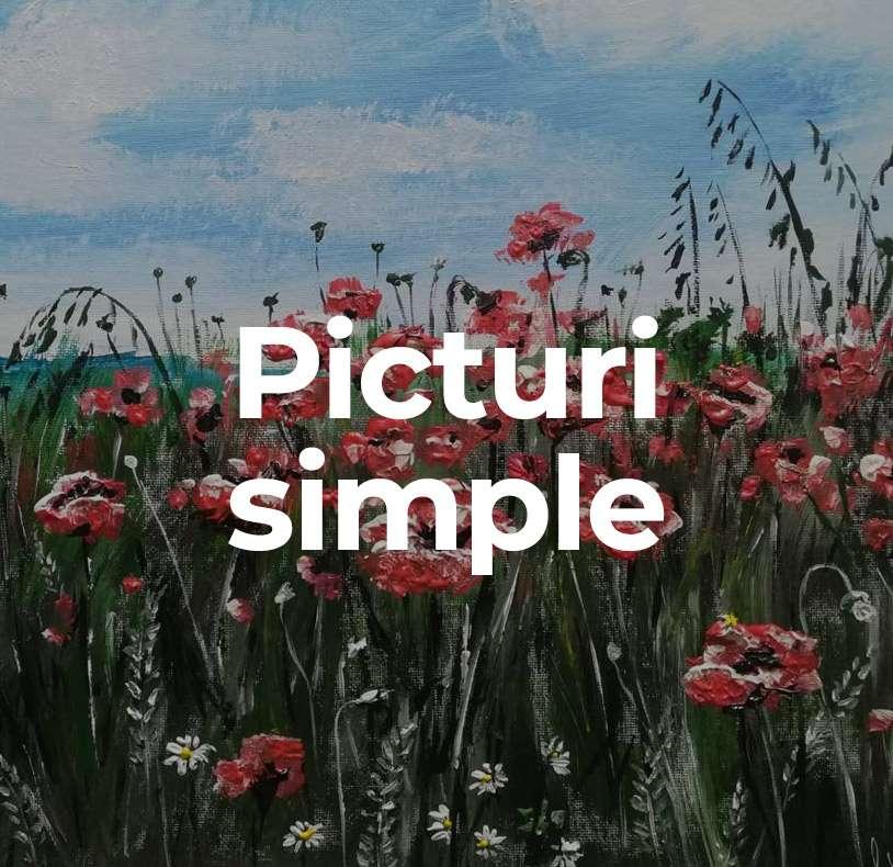 Picturi simple