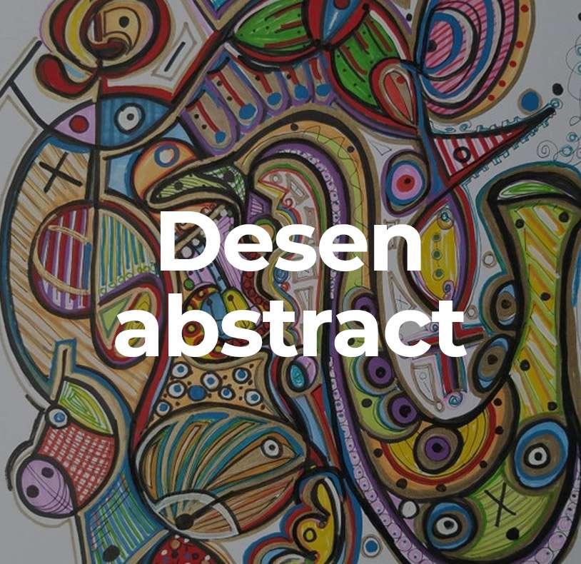 Desen abstract